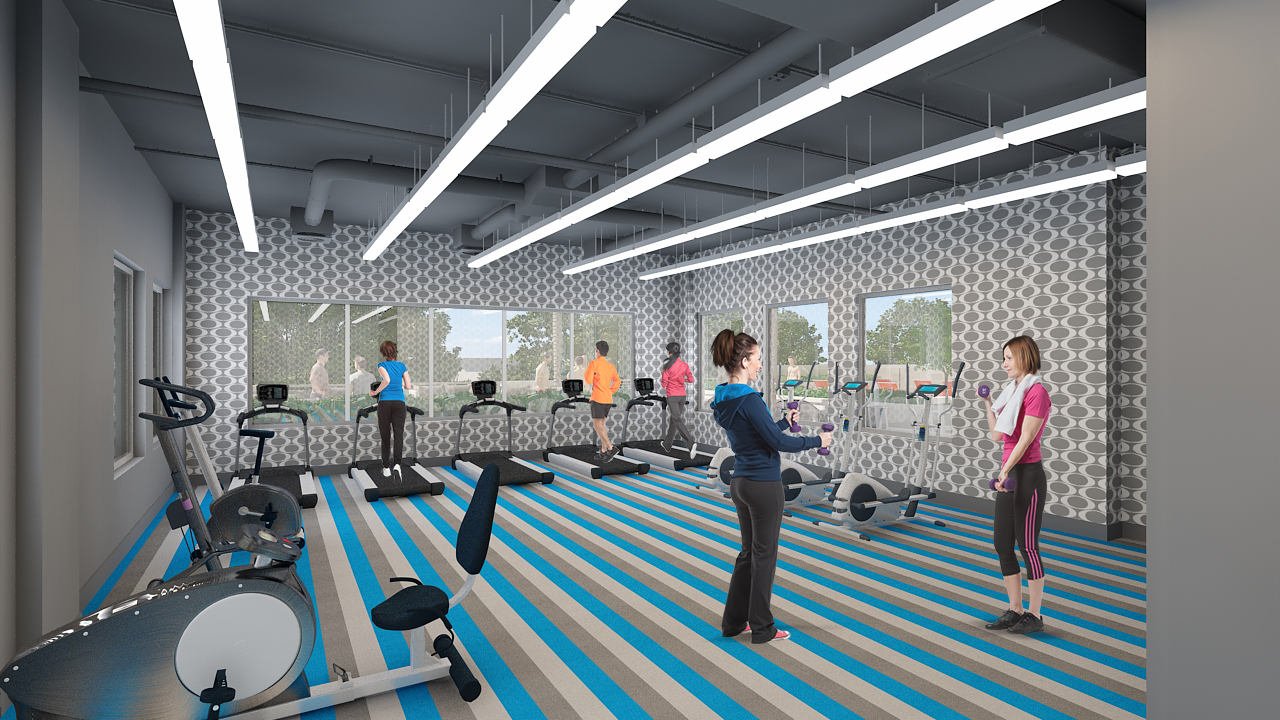 State of the art fitness Aloft 236 fifth avenue