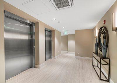 236 Fifth Avenue elevator entry