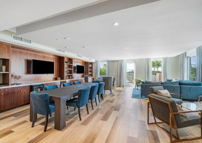 236 Fifth Avenue resident clubroom