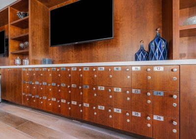 Resident Private Wine Lockers